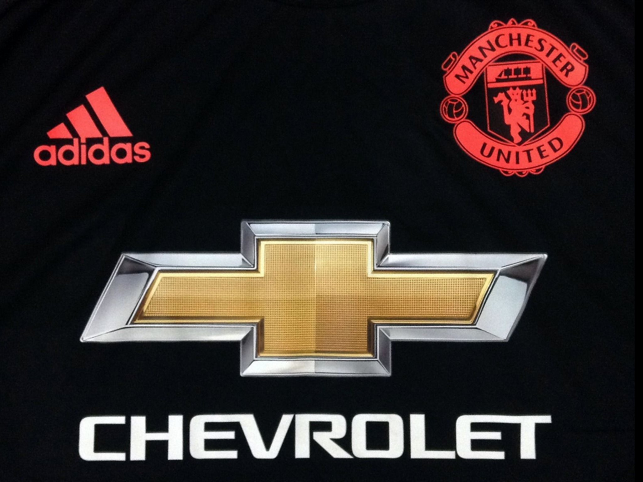 best sneakers 704c3 d66ee Manchester United 2015/16 kit leak: Orange and black strip ...