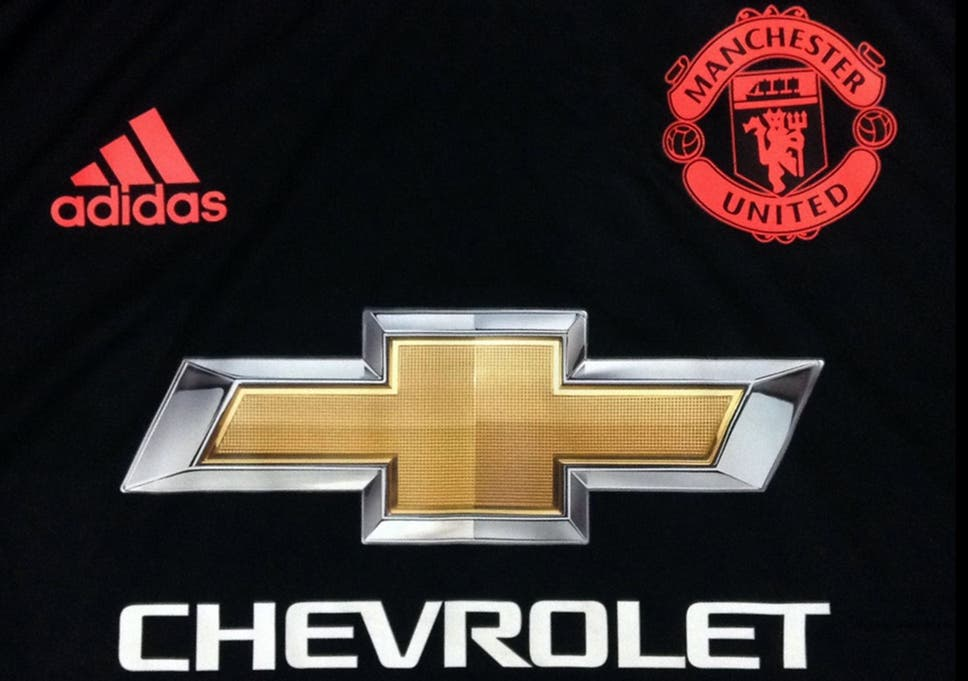 855cce3f7fd Manchester United 2015 16 kit leak  Orange and black strip likened to  former Chelsea jersey emerges online
