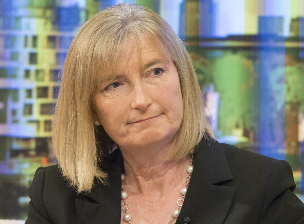 Sarah Wollaston is a respected health expert and among the most senior pro-Brexit Tory MPs