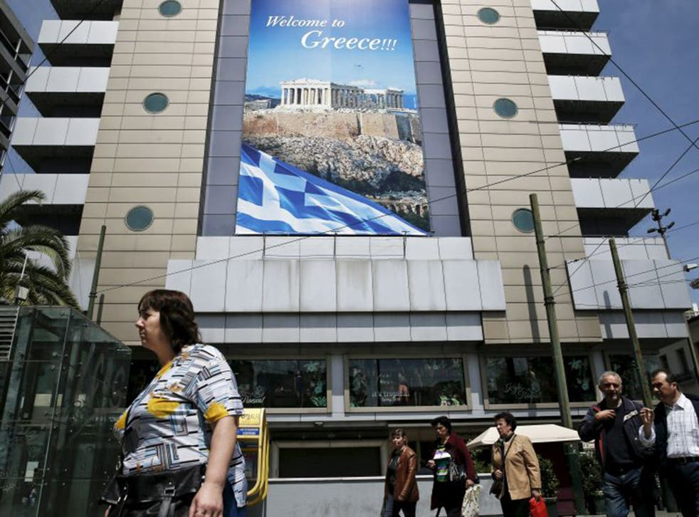 Greek banks have tapped around €74bn (£53bn) in emergency liquidity assistance from the ECB