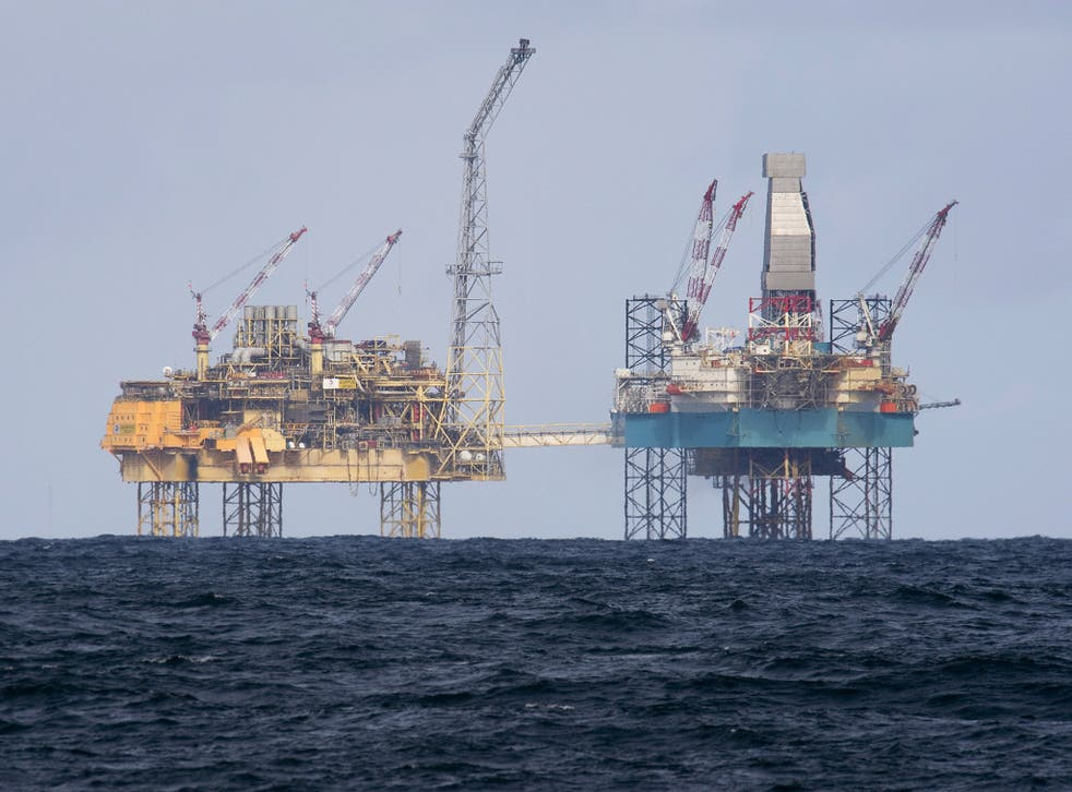 Petrofac blamed its increased costs on stormy weather and industrial action