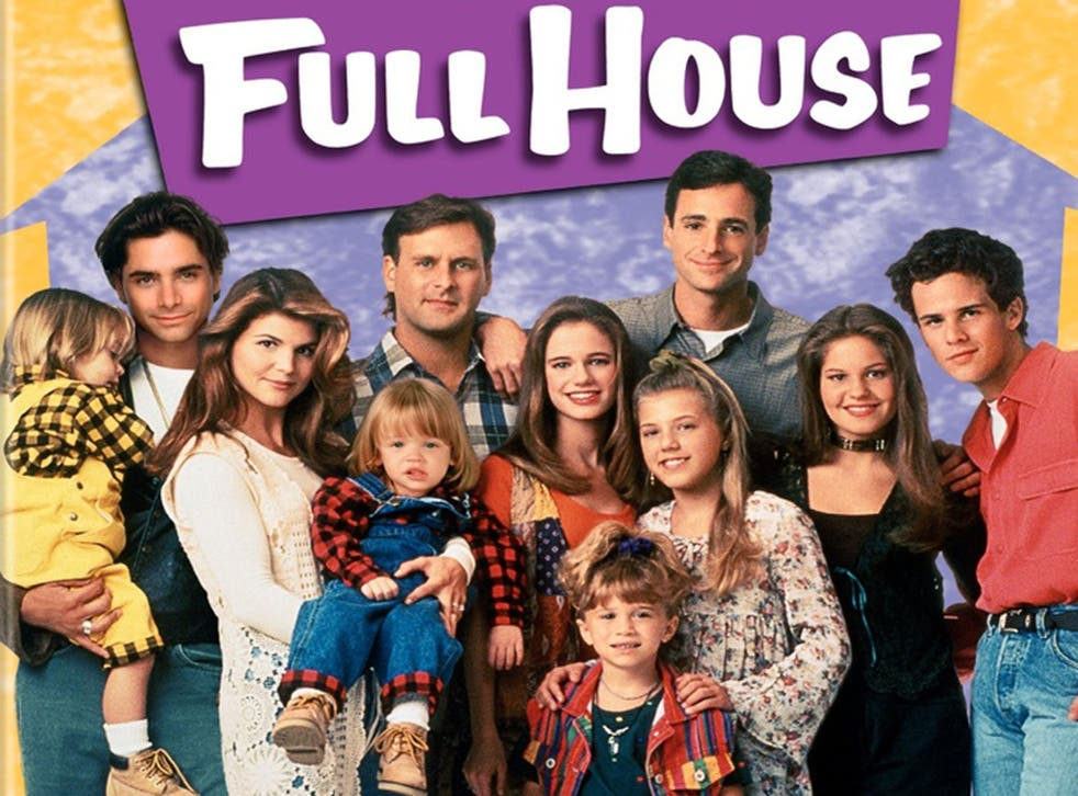 The cast of Full House circa 1987