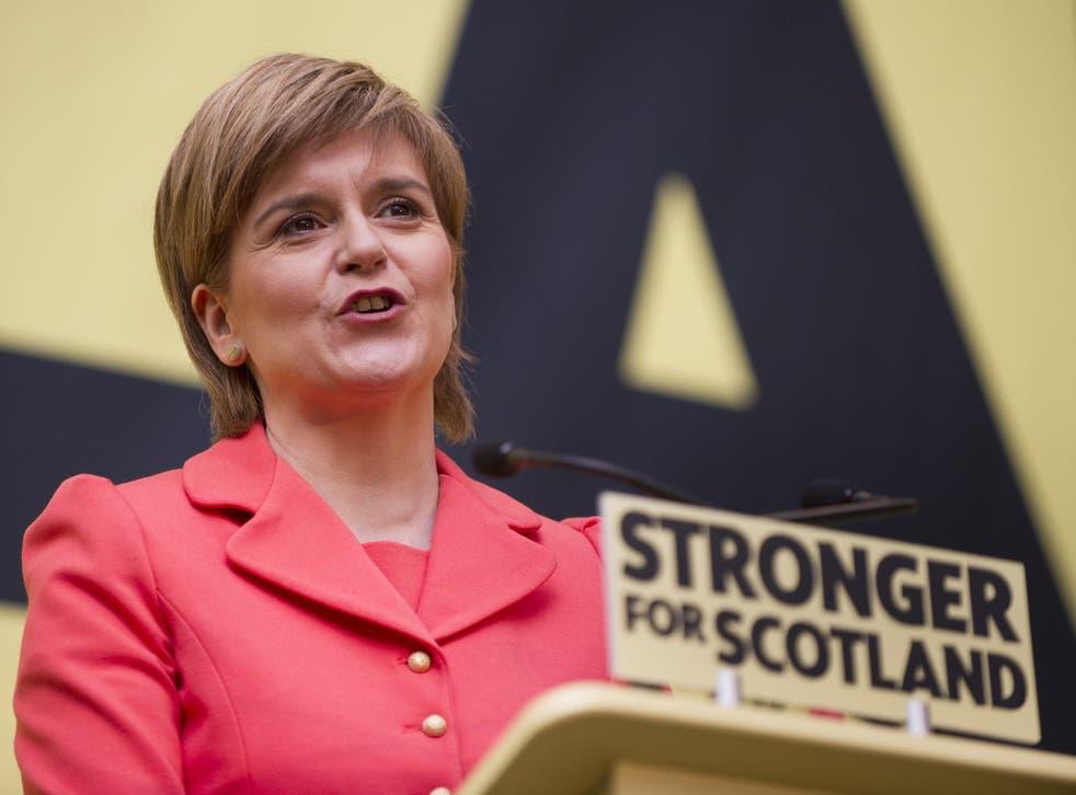 The SNP manifesto has targeted full control of Scottish finances