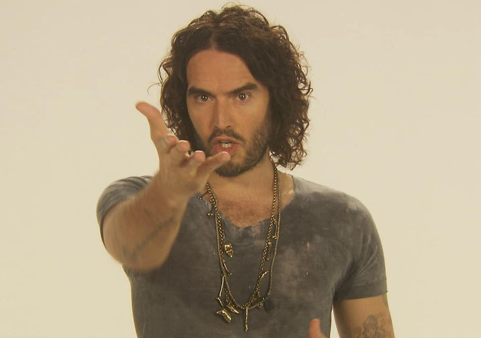On Eve Of British Pm Camerons Visit >> General Election 2015 Russell Brand Hits Back At David Cameron With