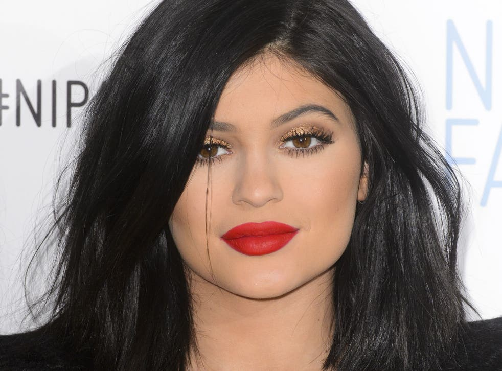 Kylie |Jenner has praised her doctor for their work on her lips