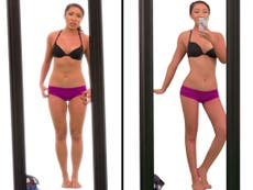 2d3d76e28f5 How the male  perfect body  went from chubby to muscular over the ...