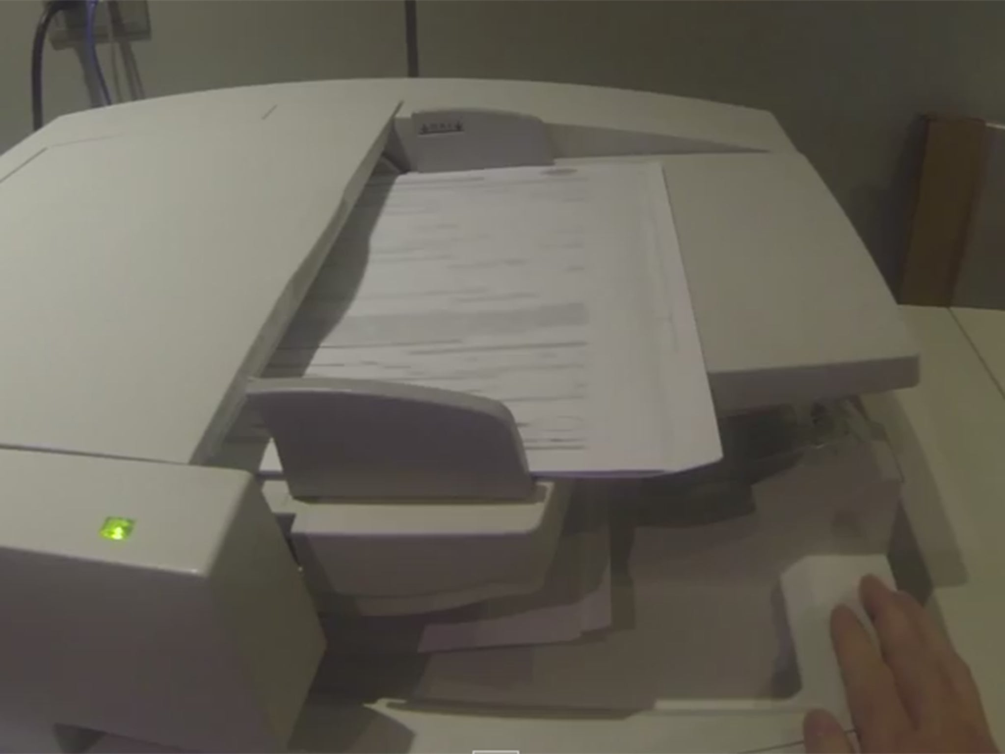 gopro video of boring office tasks sums up working in admin in one gopro video of boring office tasks sums up working in admin in one video the independent
