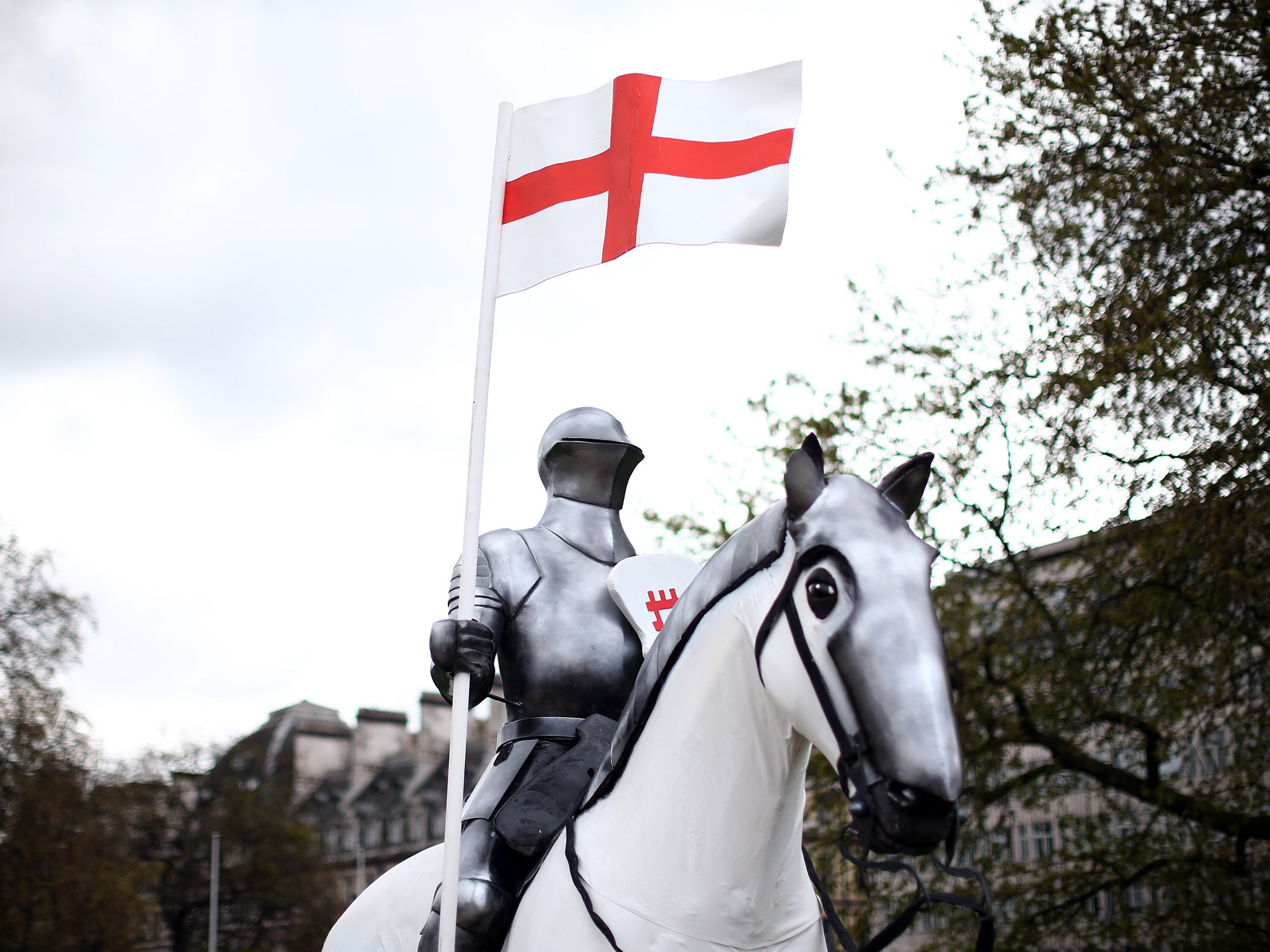 St George's Day 2019: Who was the dragon-slayer and why is he