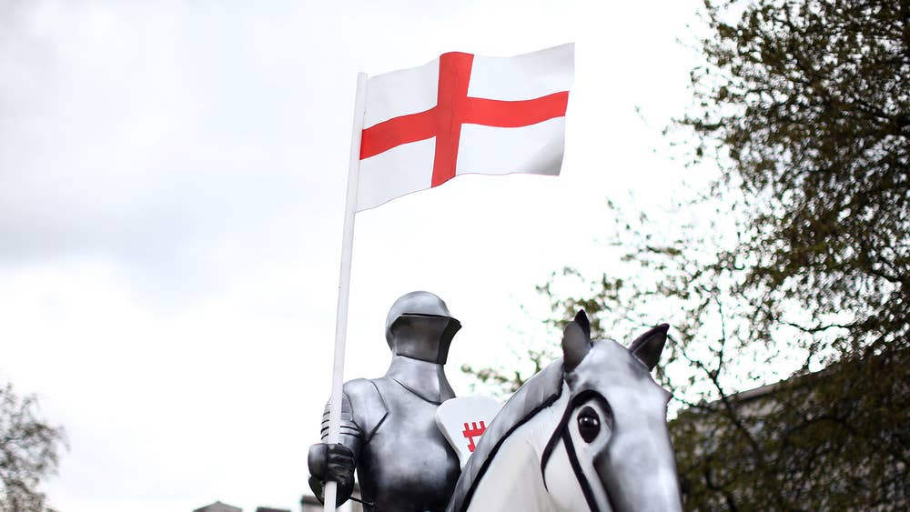 St George's Day 2019: Who was the dragon-slayer and why is he ...