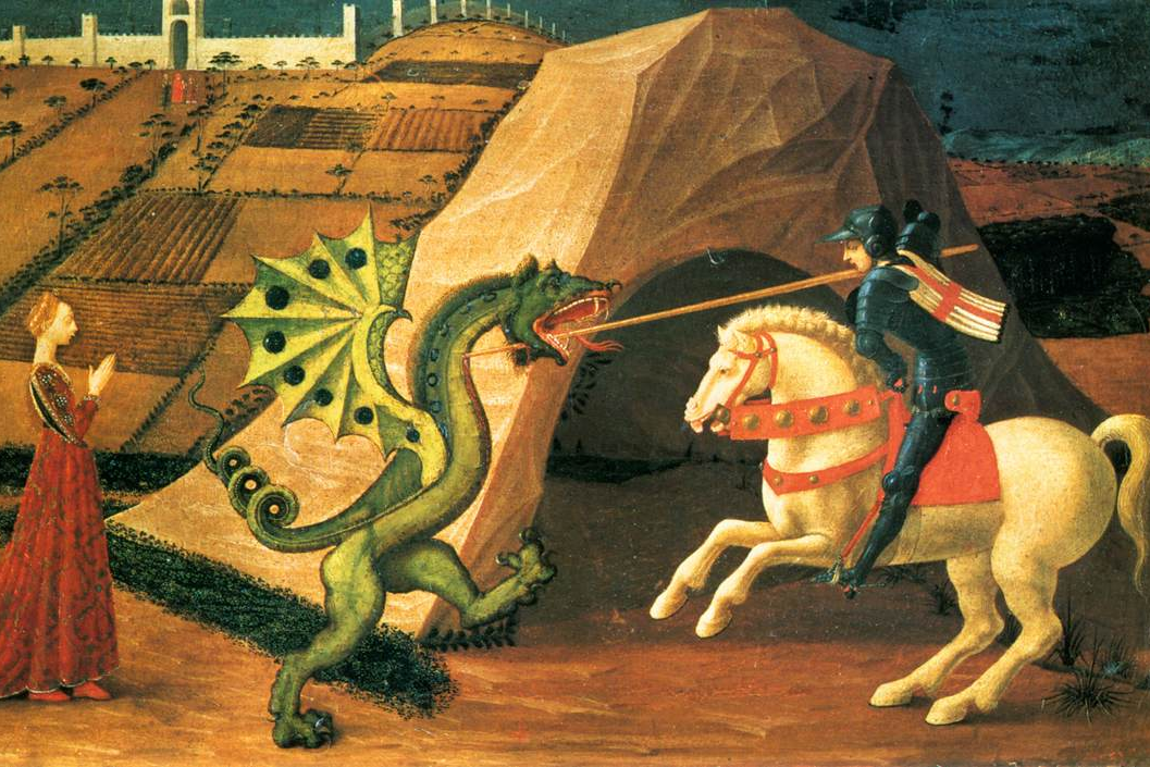 St George's Day: Six reasons why St George is the perfect symbol of multiculturalism