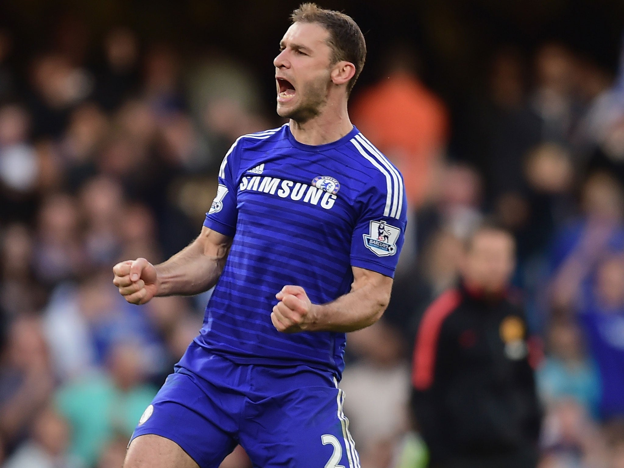 Chelsea transfer news Branislav Ivanovic wanted by Bayern Munich
