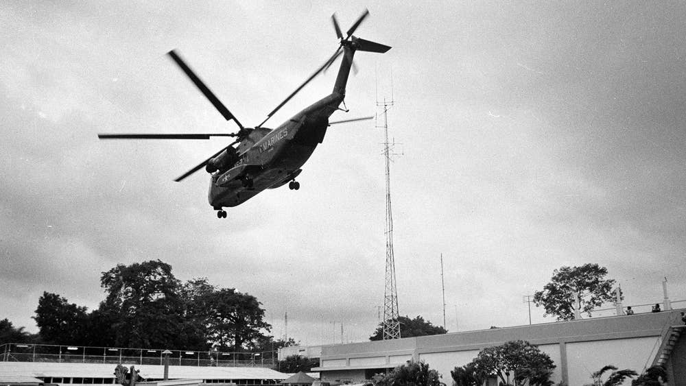 The Vietnam War 40 years on - in pictures | The Independent