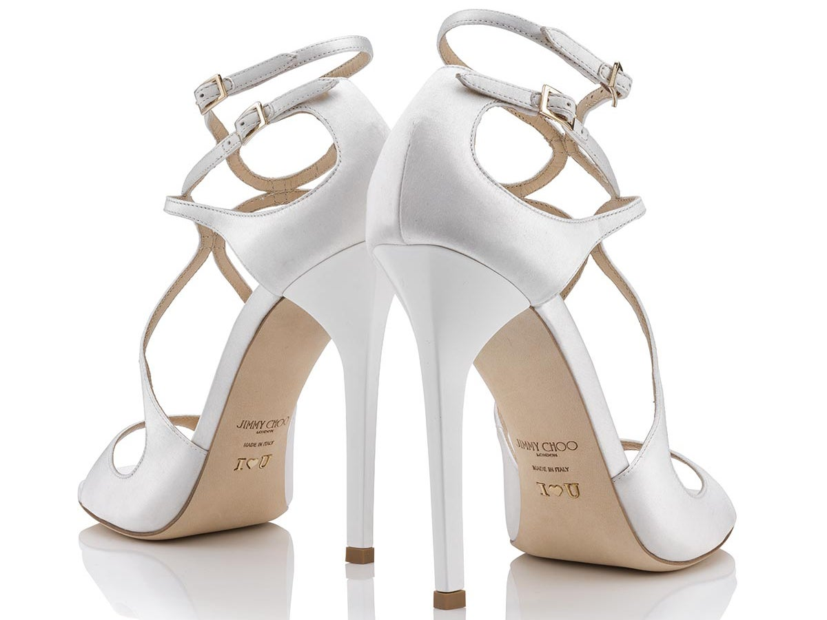 3d479fc6bf42 Calling all brides  Jimmy Choo launches bespoke bridal shoe collection
