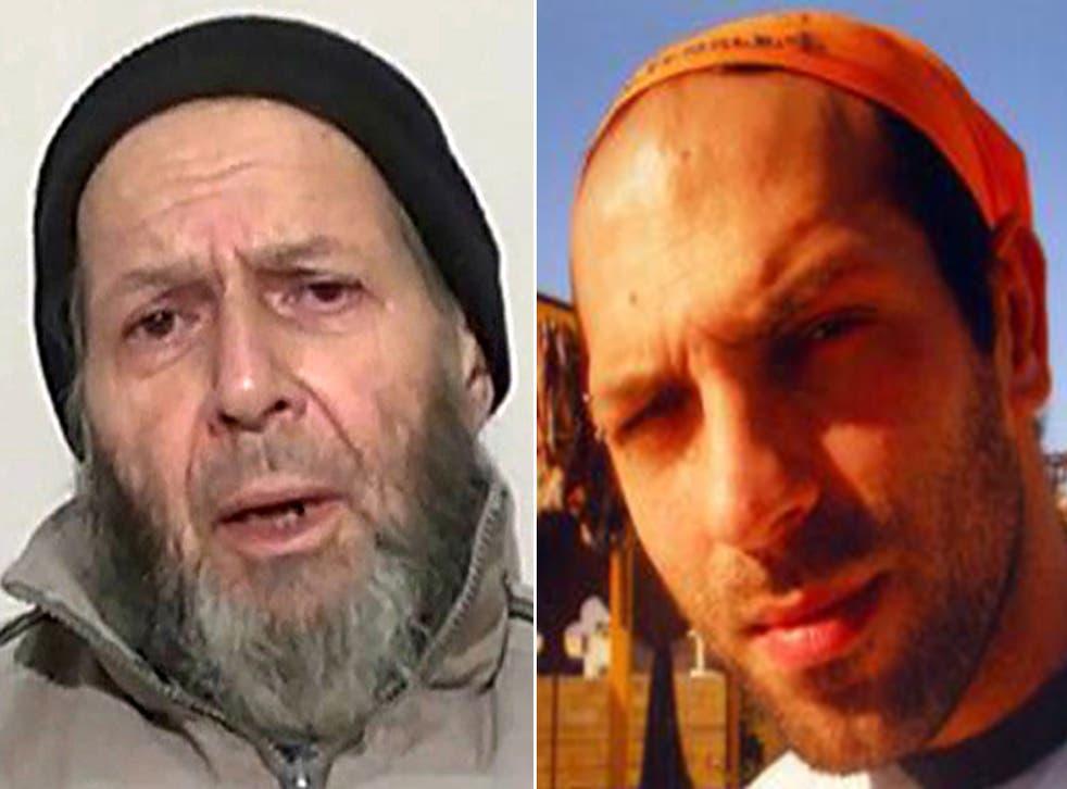 Hostages Warren Weinstein (left) and Giovanni Lo Porto were killed in a US drone strike in Pakistan