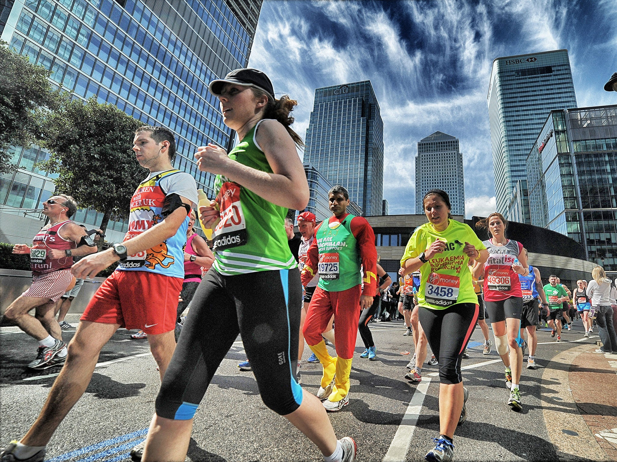London Marathon: Best running songs from Beyoncé and ...