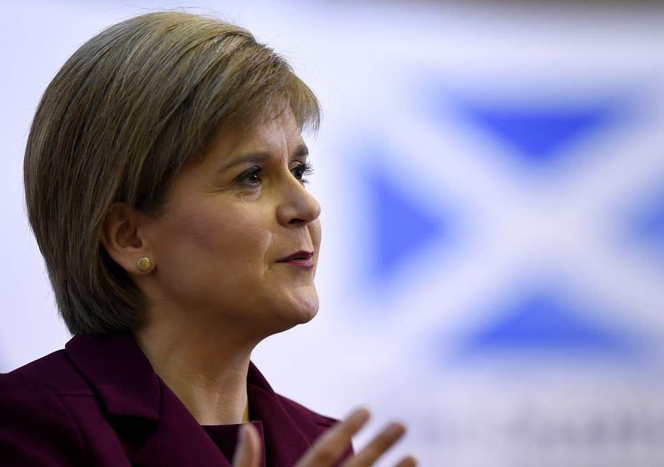 General Election 2015 Snp Would Impose Deeper Cuts Than Labour