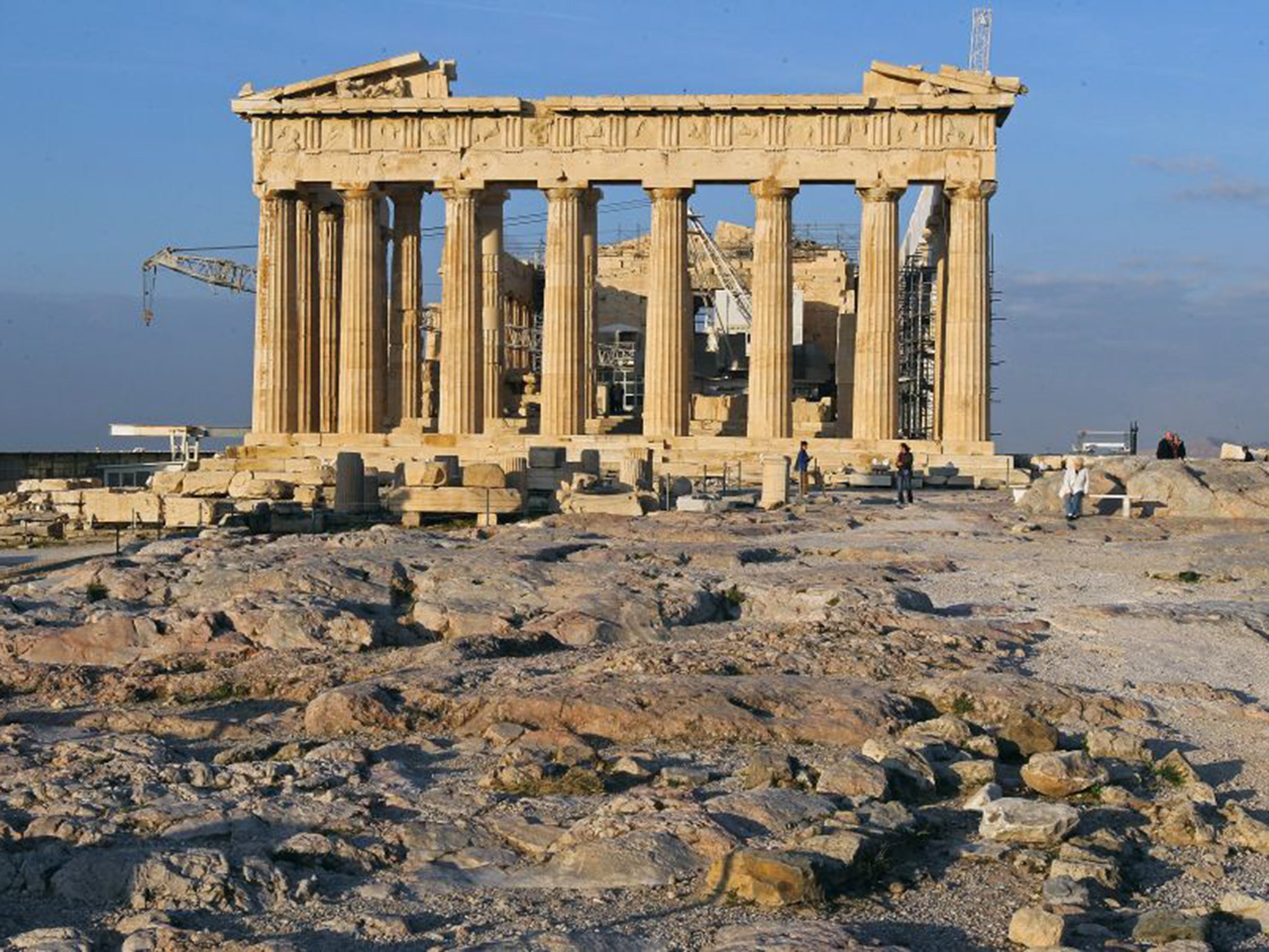 Seven Reasons To Return The Elgin Marbles To Greece The