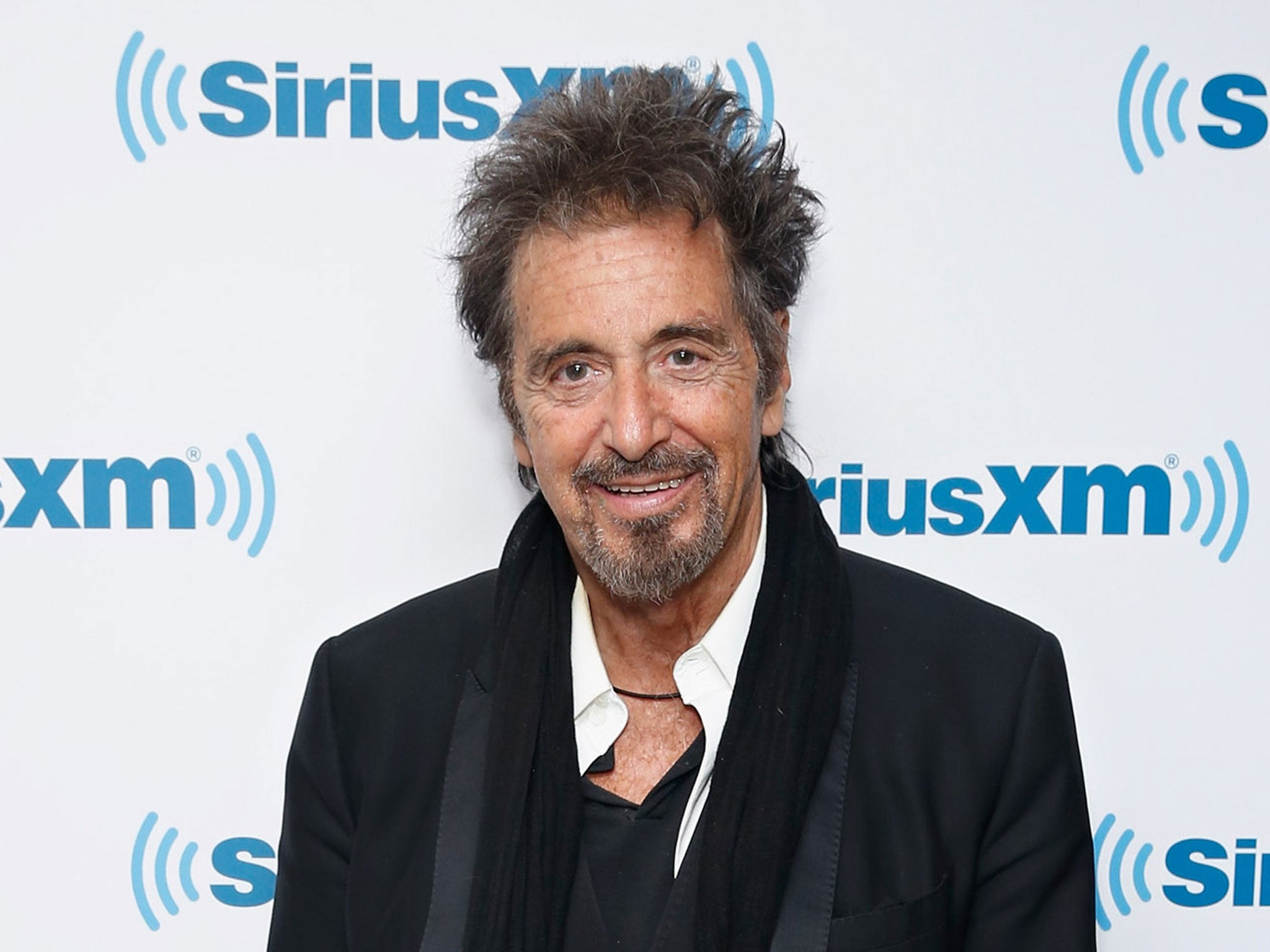 Al Pacino admits he was nearly fired from The Godfather ... Al Pacino