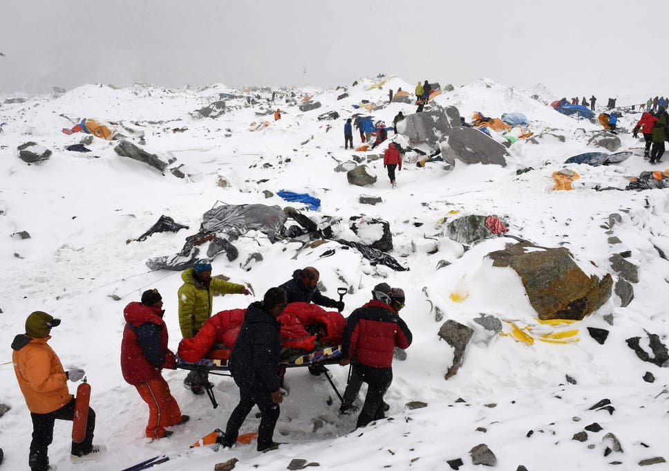 Nepal earthquake: Sherpas who survived deadly avalanche reveal