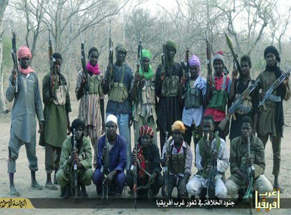 New Boko Haram propaganda named the group as Iswap - 'Islamic State's West Africa Province'