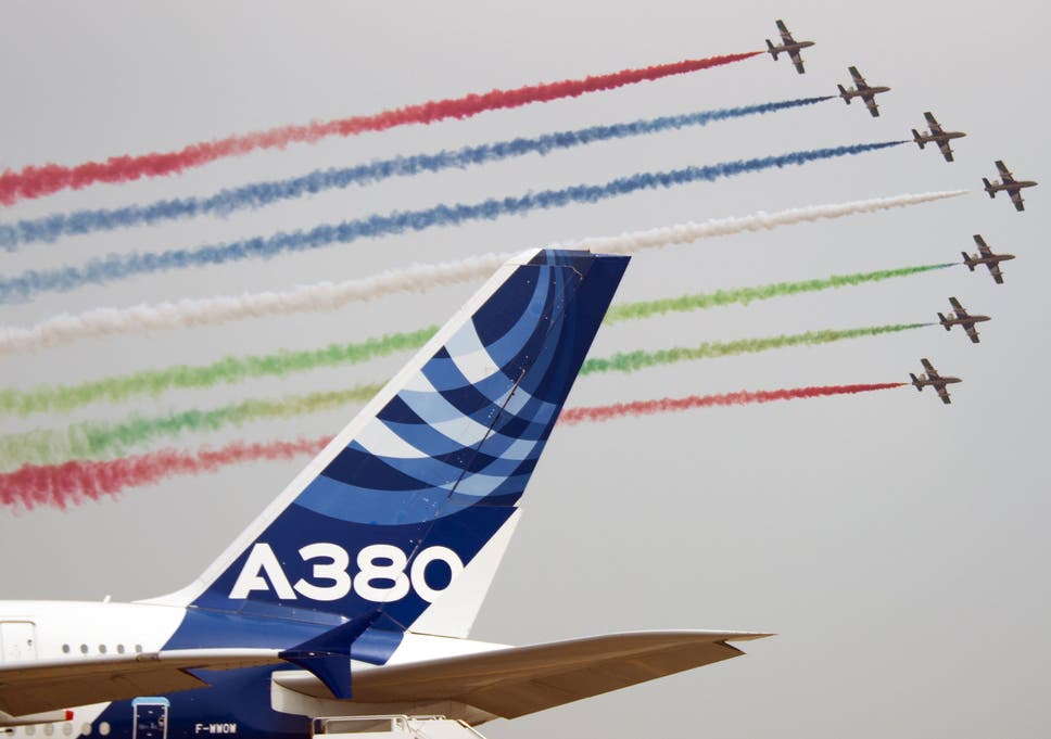 A380 celebrates first decade in flight - but how long will