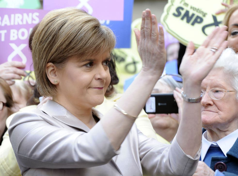Ed Miliband has repeatedly rejected Nicola Sturgeon's requests to make a deal that would keep the Conservatives out of government