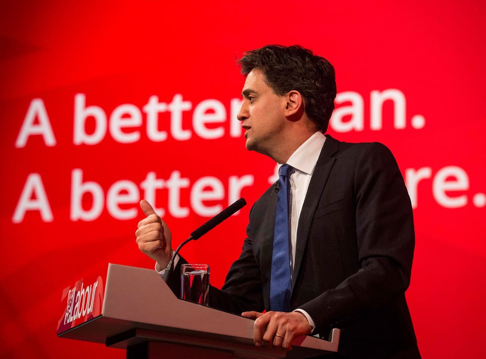 'It is simply too expensive for so many young people to buy a home today' Miliband will say
