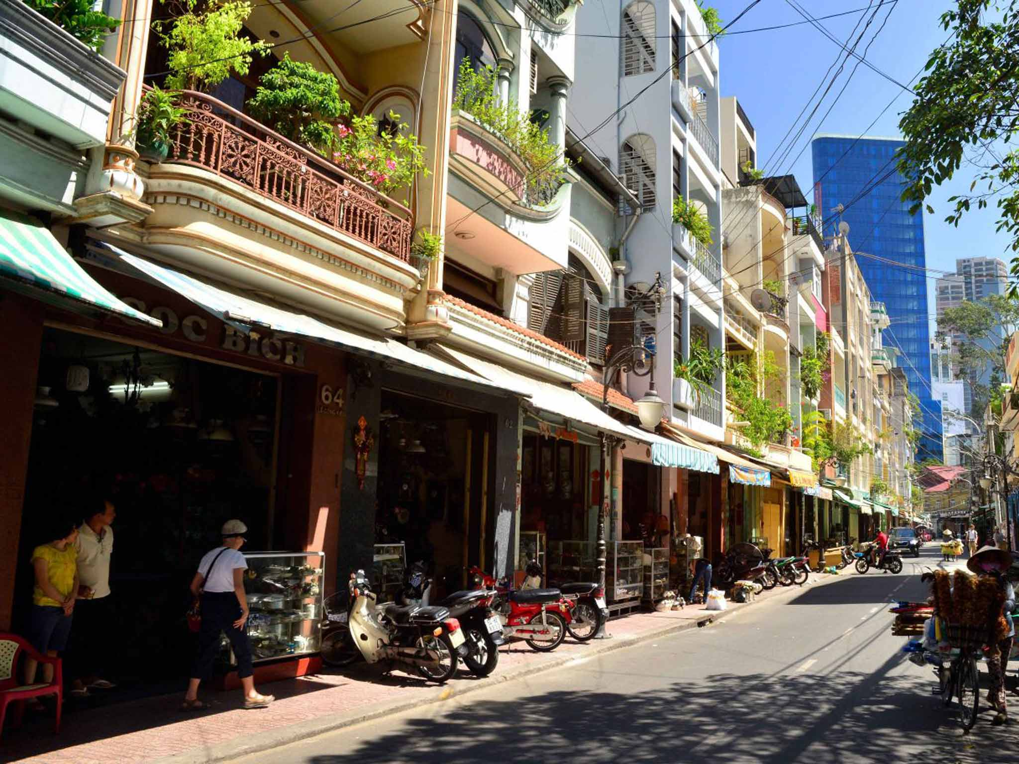 Ho Chi Minh City: Saigon is looking to the future