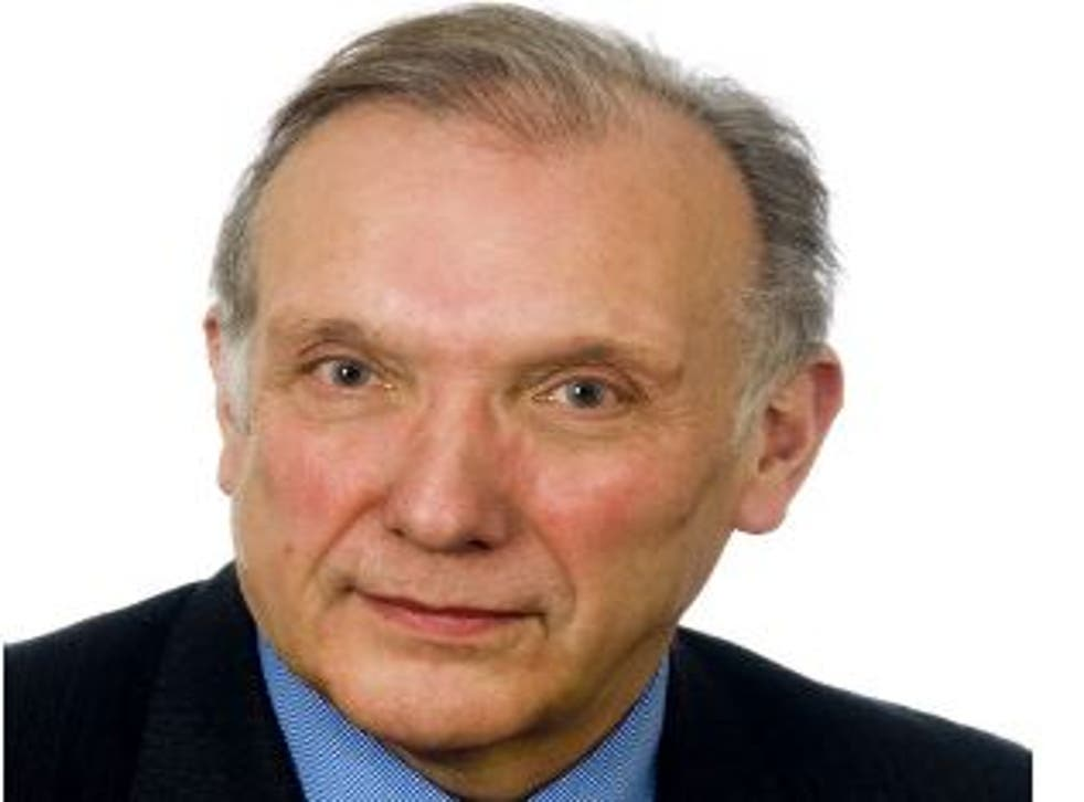 Geoffrey Robert Caton, Ukip parliamentary candidate for Wallasey in the Wirral