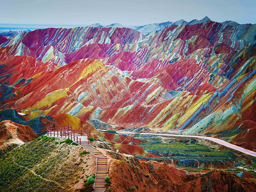 Most beautiful places in the world captured in panoramic