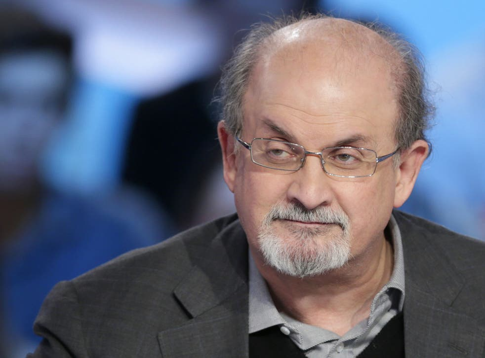 Salman Rushdie was the 2014 recipient of the PEN/Pinter Prize for outstanding literary achievement