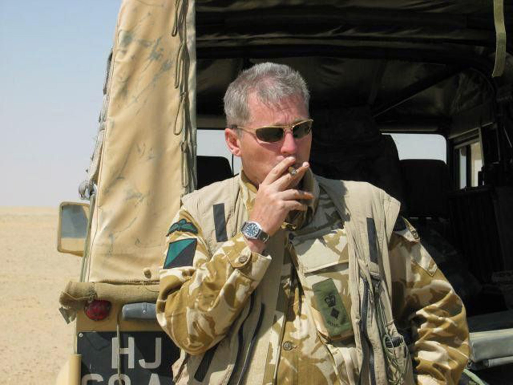 Colonel Tim Collins OBE: The inspirational soldier whose ...: http://www.independent.co.uk/news/people/colonel-tim-collins-obe-the-inspirational-soldier-whose-pre-iraq-speech-is-said-to-hang-in-the-oval-10208283.html