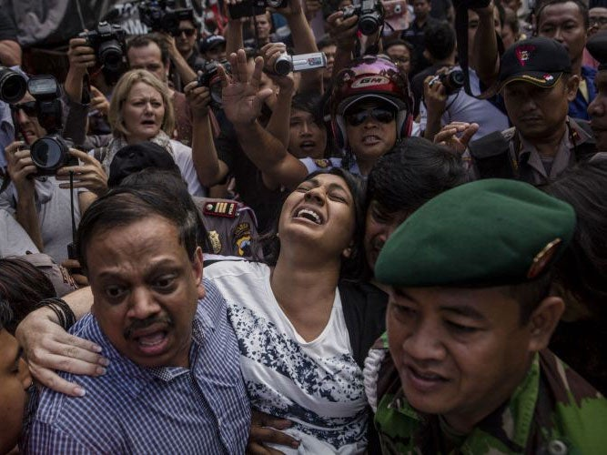 Indonesia is about to execute two foreign drug smugglers