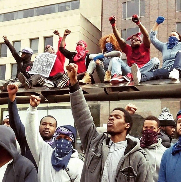 Bloods And Crips Unite In Baltimore To Stop Killing One Another And