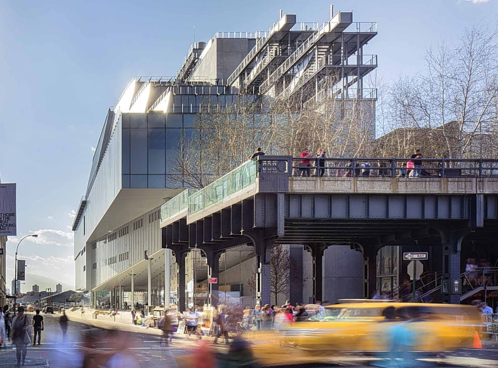 Playing to the gallery: the Whitney Museum of American Art will house 600 works when it opens