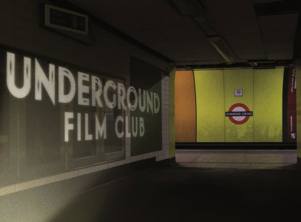 Charing Cross station to come alive with pop-up cinema experience