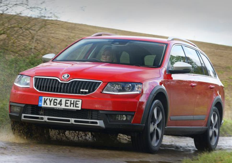 Skoda Octavia Scout Motoring Review A Dream Doggie Carrier With
