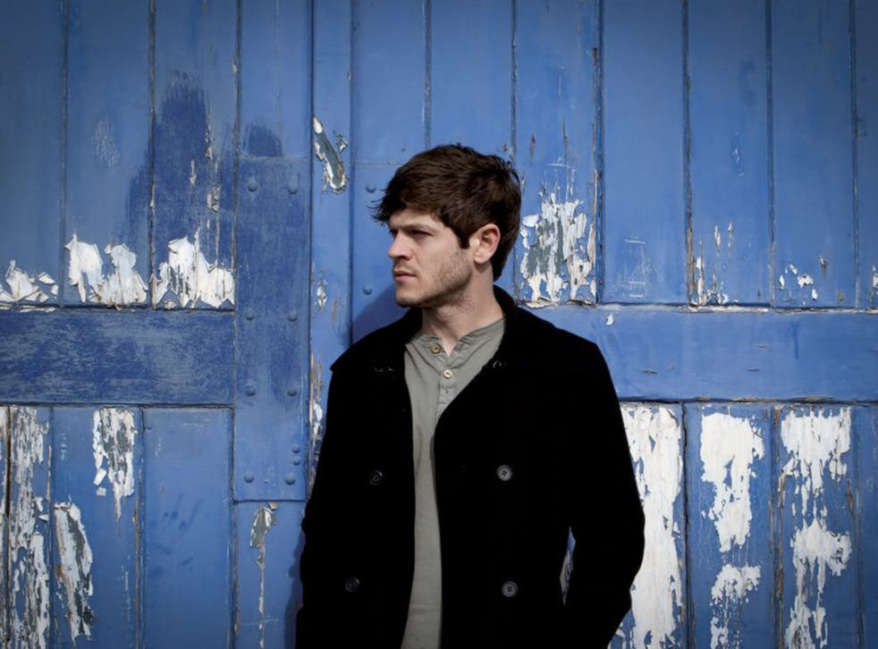 Fantasy stuff: Rheon grew up in Cardiff, where he found himself torn between acting and music