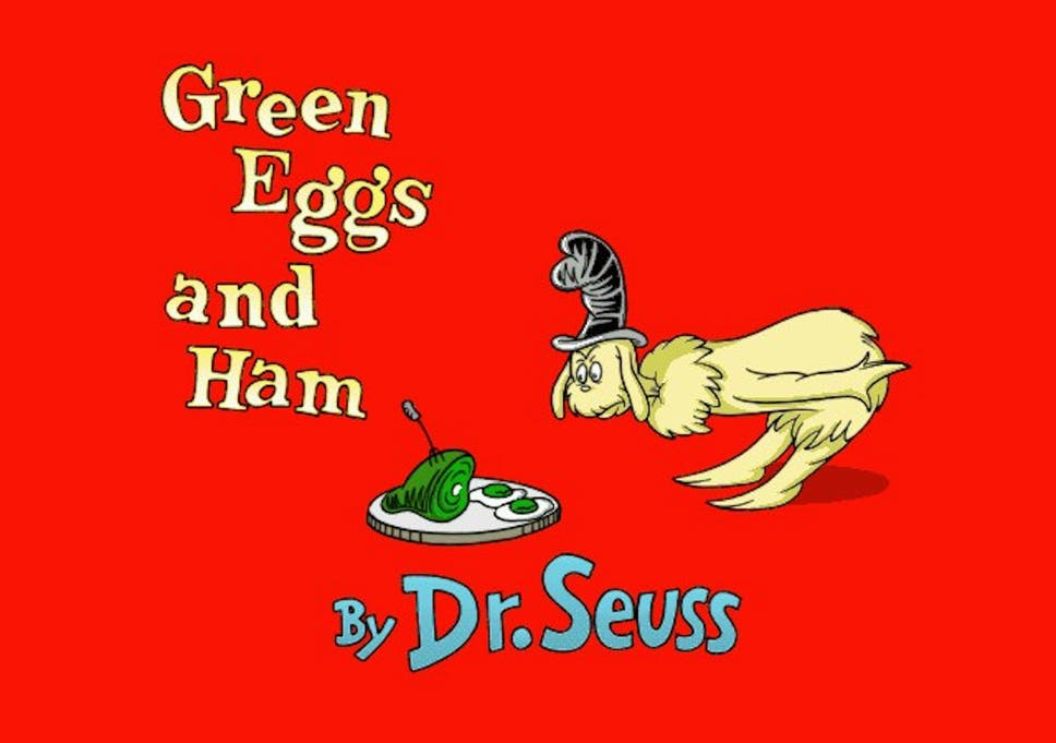 Green Eggs And Ham Is Coming To Netflix In 2018