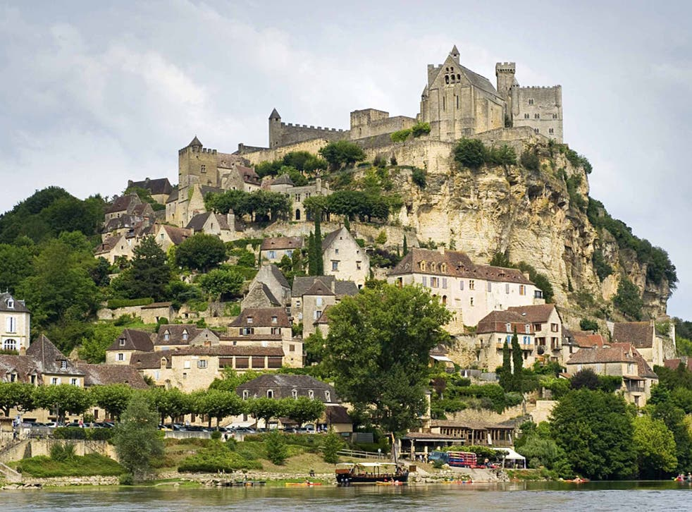 King of the castle: Beynac village and its chateau