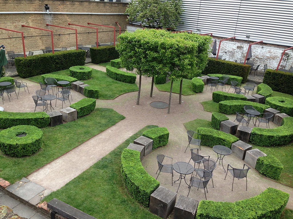 The Best Beer Gardens In London The Independent
