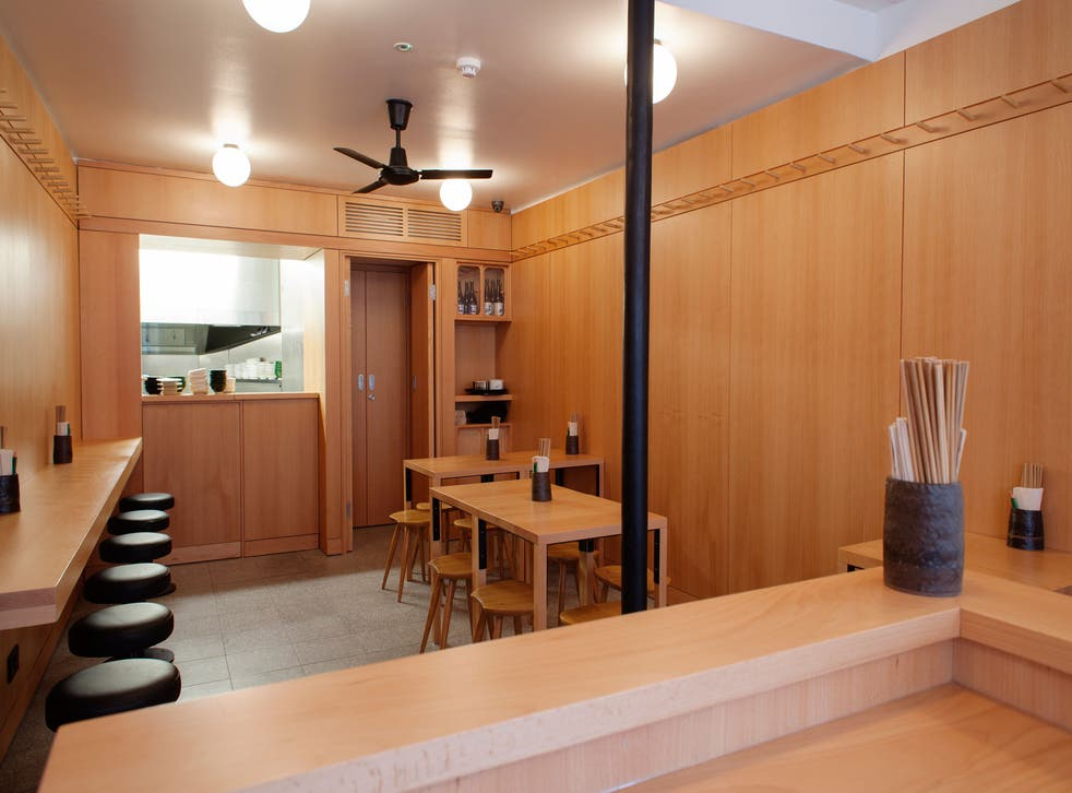 Branching out: Bao is tiny and features no-frills decor