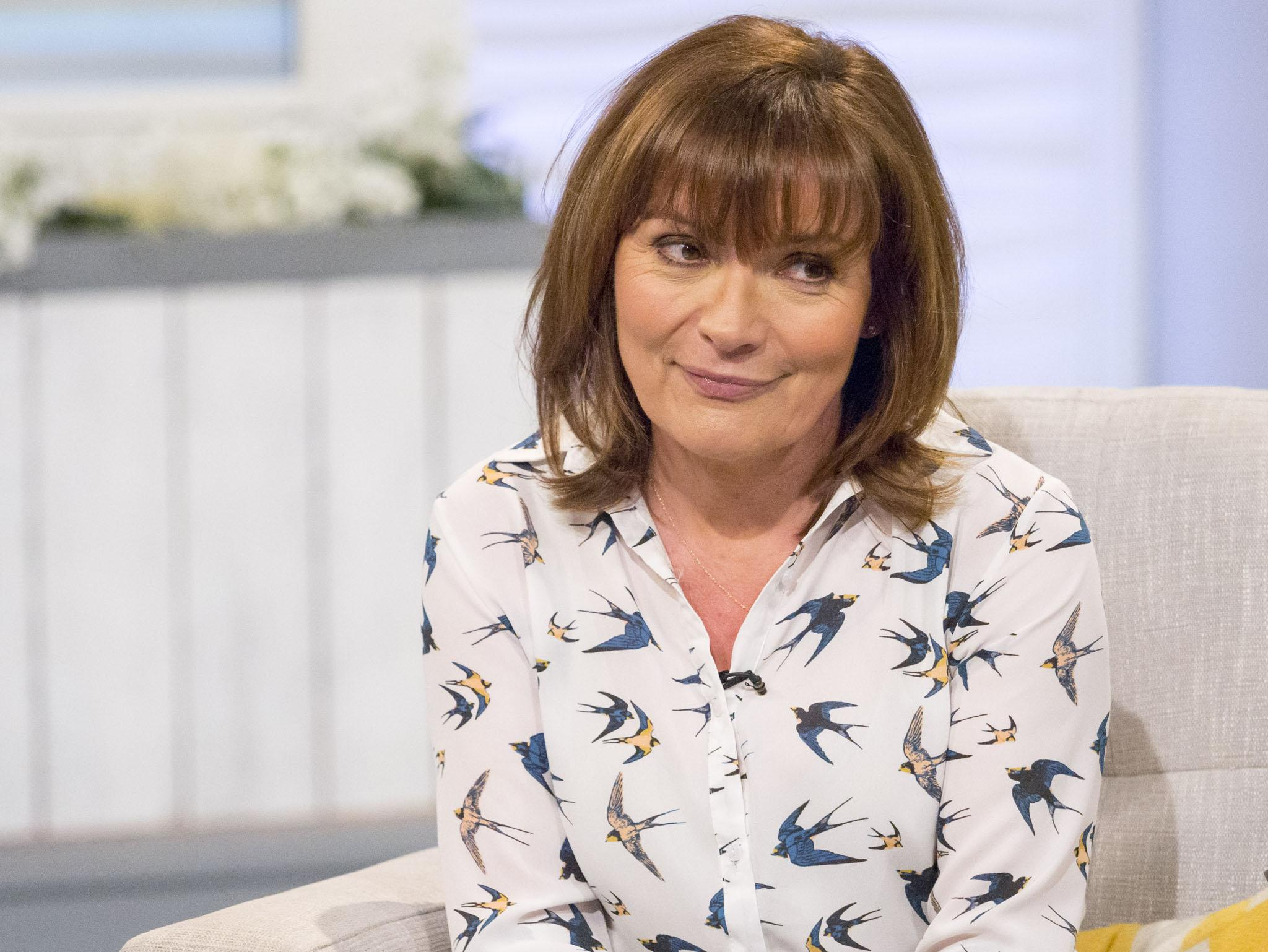 lorraine kelly calls for a ban on katie hopkins | the independent