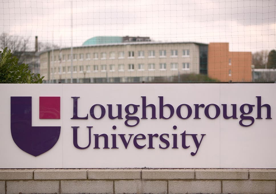 Loughborough Becomes The Latest University To Be Hit By A Campus Revolt Over A New Logo The Independent
