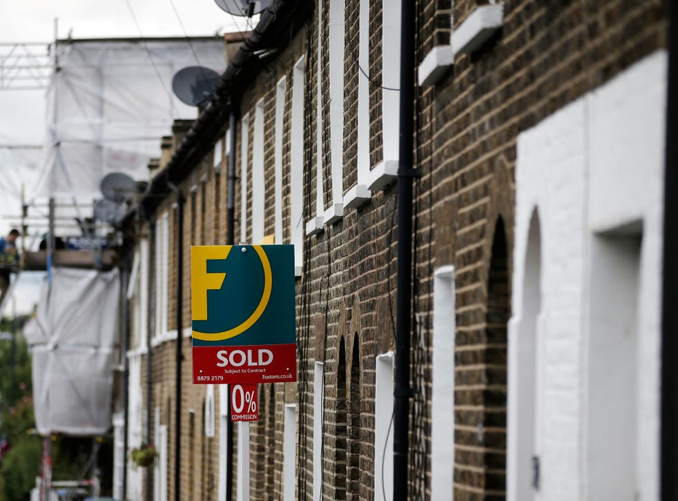 Buying a first home in London means earning almost double the amount needed in other UK cities