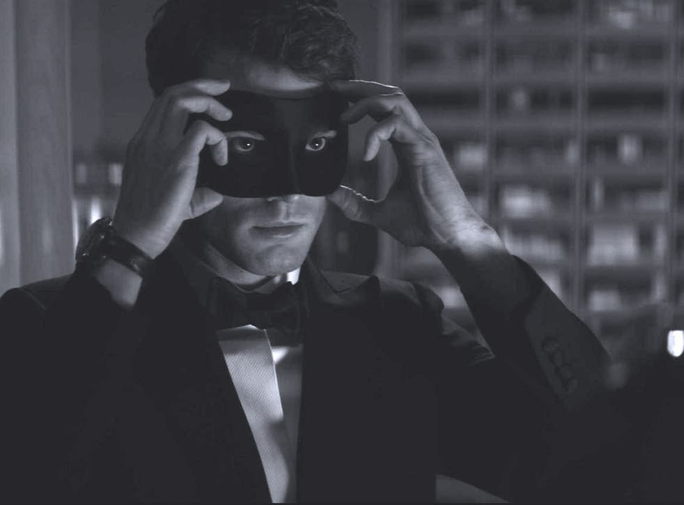 Jamie Dornan stars in the second Fifty Shades film, Fifty Shades Darker