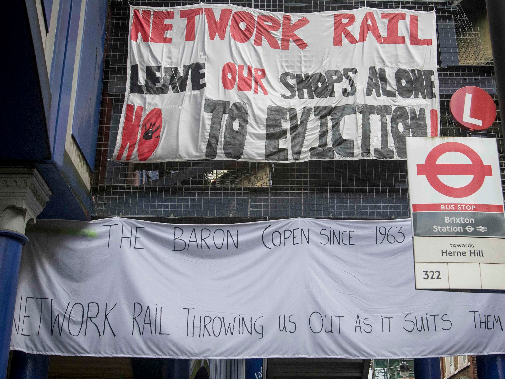 Battle For Brixton Residents And Retailers Fight Back As