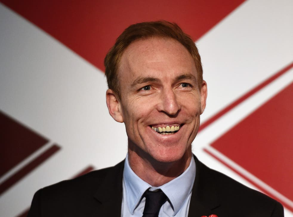 Jim Murphy, Scottish leader of the Labour party