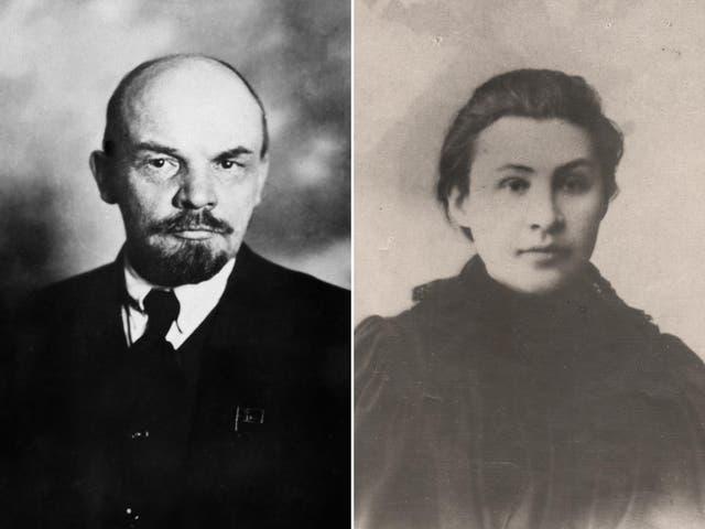 Vladimir Lenin and Apollinariya Yakubova lived in London during the early 20th century