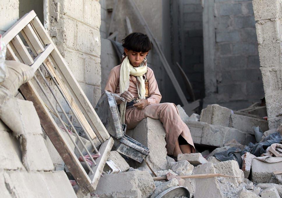 Yemen crisis: Terrified citizens caught between Saudi Arabia